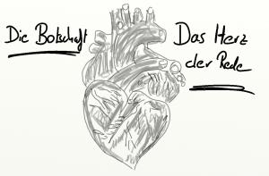das Herz der Rede