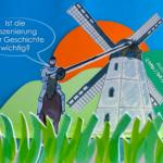 Don Quichote, der Ritter der traurigen Gestalt